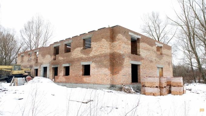 ЖК Новые дома в Броварах ход строительства