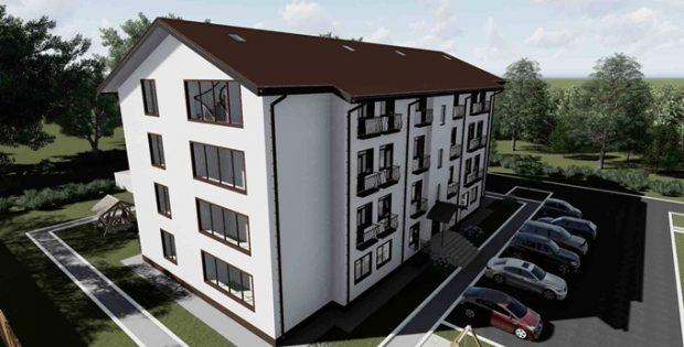 ЖК Новые дома в Броварах визуализация