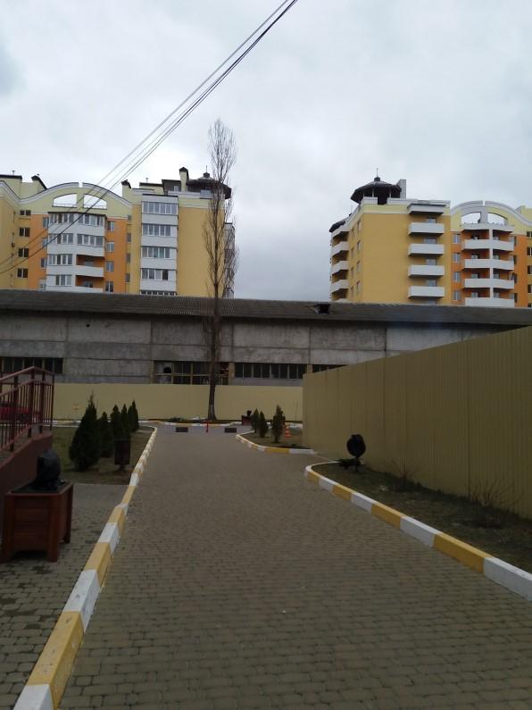 ЖК Паркова оселя Буча паркинг