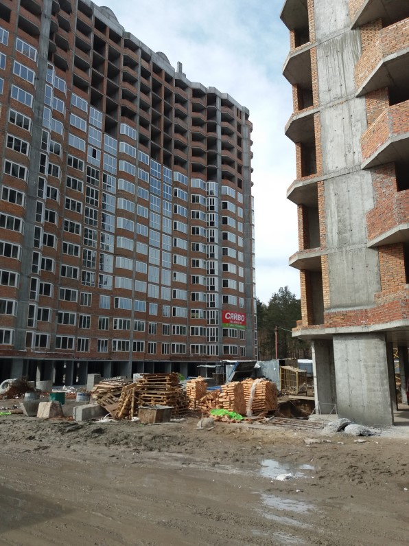 ЖК Сяйво 2 Ирпень ход строительства