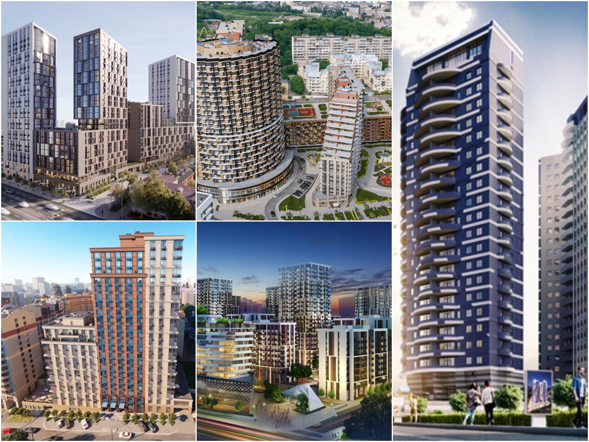 новостройки киева для посуточной аренды
