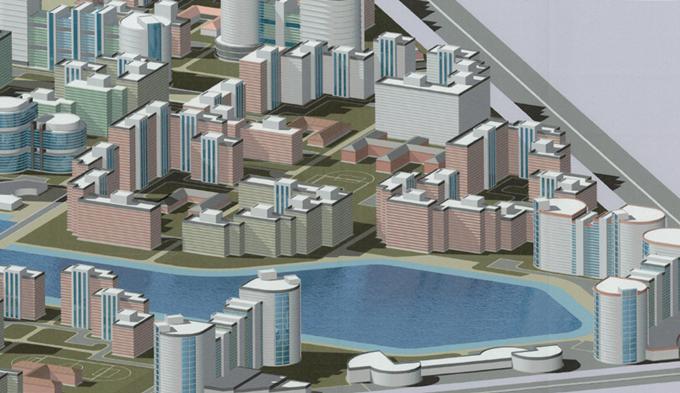 ДПТ Центральные Осокорки проектный план дома