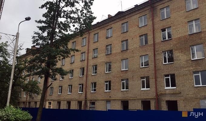 ЖК Коломиевский Киевгорстрой общежитие