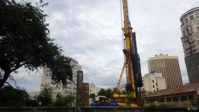 ЖК Львовская площадь от РИЭЛ ход строительства