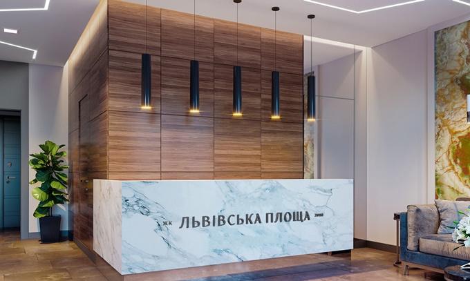 ЖК Львовская площадь от РИЭЛ холл