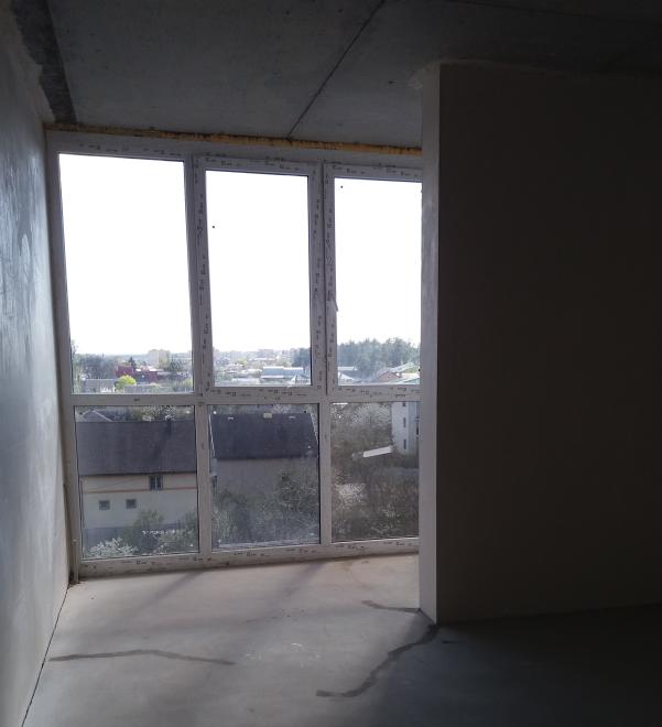 ЖК Парковый в Ирпене панорамные окна