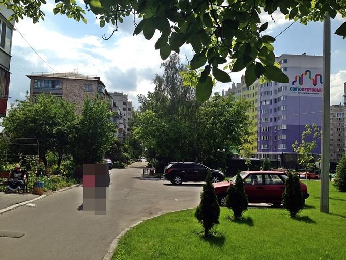 ЖК Петровский обновленный в Святопетровском двор