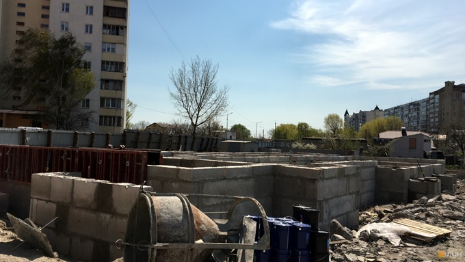 ЖК Покровский двор в Чабанах ход строительства