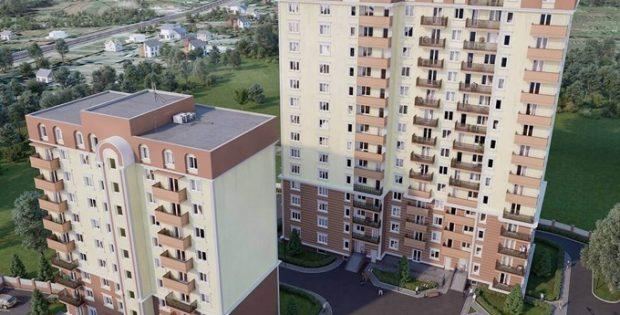 ЖК Покровский двор в Чабанах визуализация