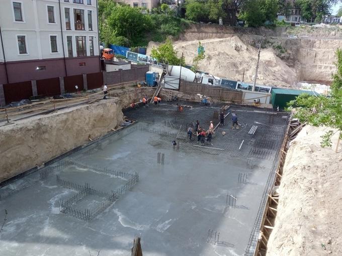 Клубный дом Подольский ход строительства