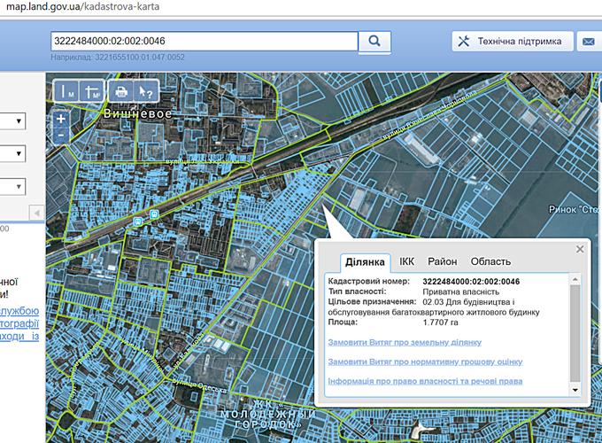ЖК Агам в Крюковщине кадастровая карта