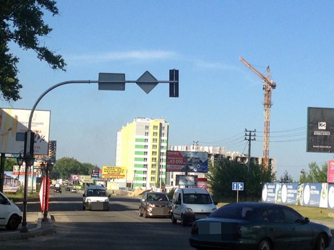 ЖК Агам в Крюковщине пробки