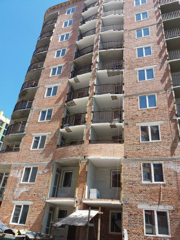 ЖК Атриум в Ирпене ход строительства третьего дома