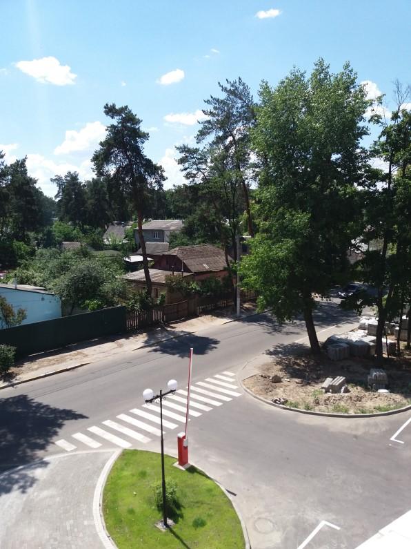 ЖК Атриум в Ирпене закрытая территория