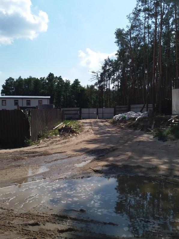 ЖК Есенин 2 в Ирпене дорога
