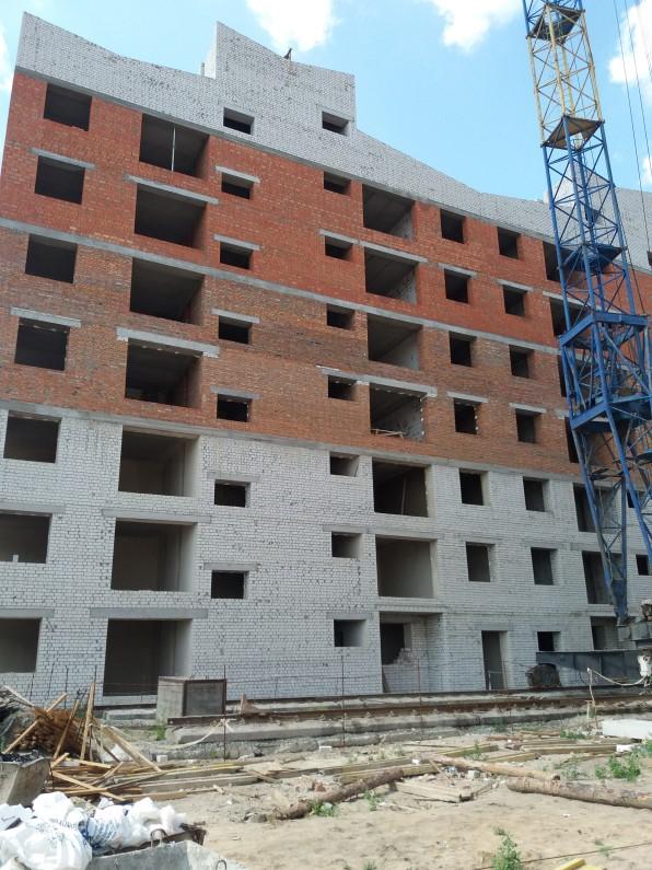 ЖК Есенин 2 в Ирпене ход строительства