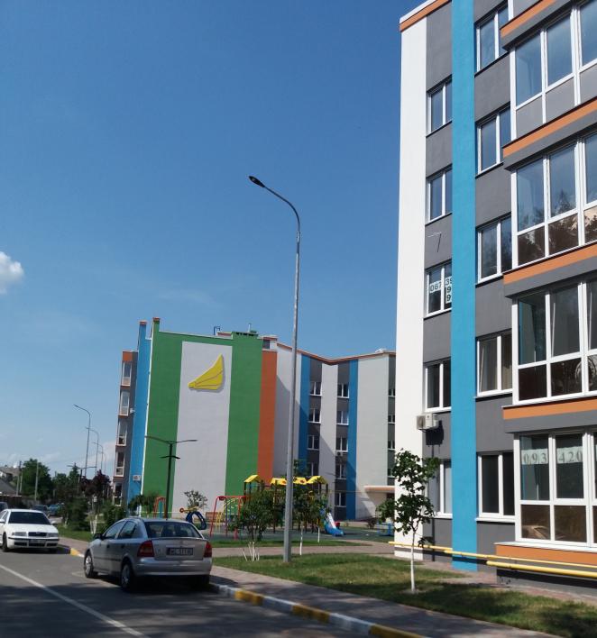 ЖК Есенин 2 в Ирпене сосед Есенин