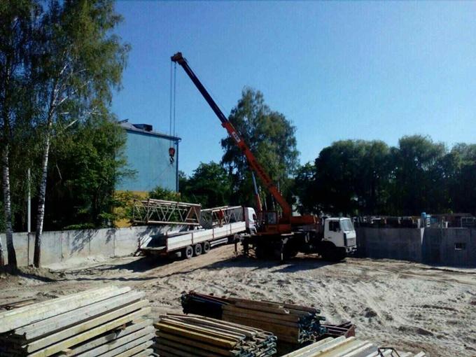 ЖК Гетьманский в Броварах ход строительства