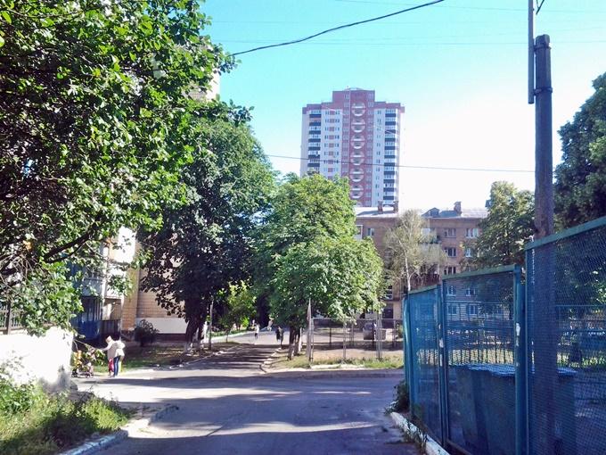 ЖК Шулявский окружение