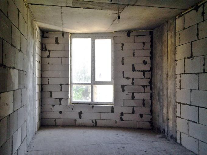 ЖК Шулявский радиусные стены