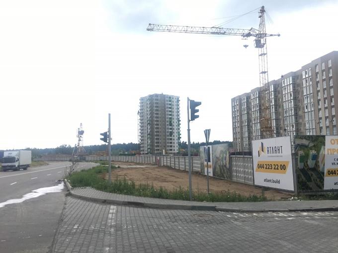 ЖК Атлант в Броварах ход строительства