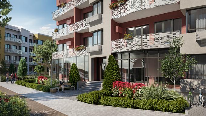 ЖК Итальянский квартал от КГС балконы