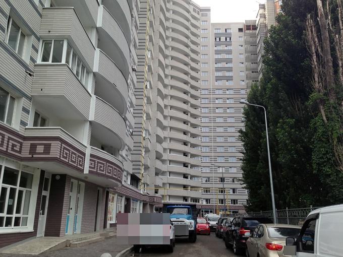 ЖК Кассиопея от Аркады двор