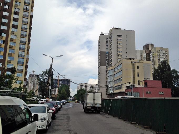 ЖК Кассиопея от Аркады улица Панельная