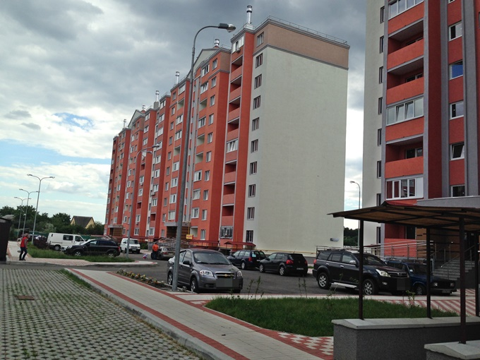 ЖК Квартал Тарасовский готовые дома