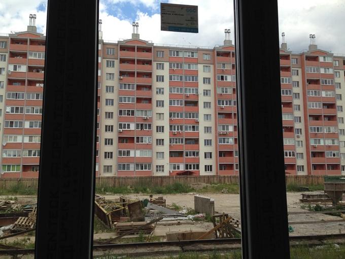 ЖК Квартал Тарасовский паркинг