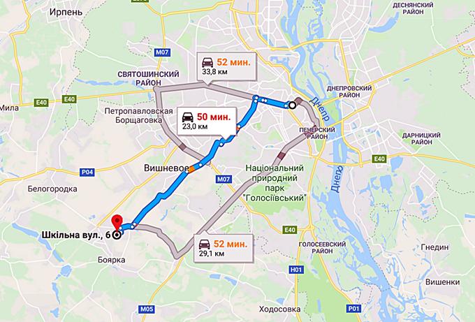 ЖК Квартал Тарасовский транспорт