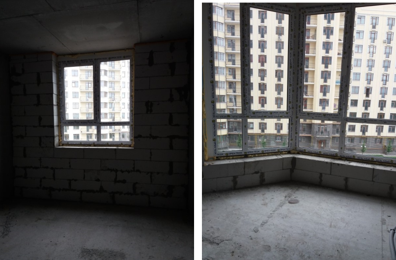 ЖК Синергия 2+ окна