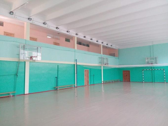 ДБН детсады и школы два спортзала в школах