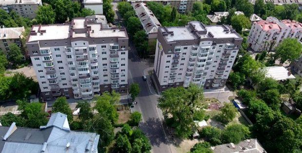 ДПТ микрорайон Голосеево дома