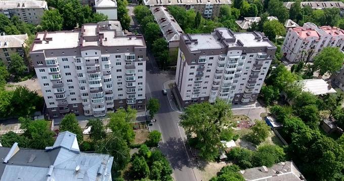 ДПТ: что построят в Голосеево