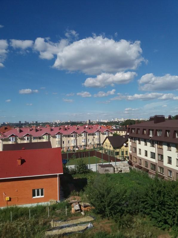ЖК Оксамытовый в Софиевской Борщаговке окружение