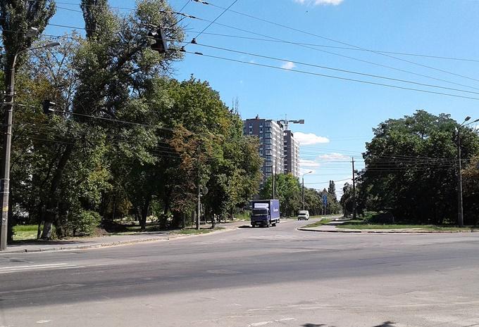 ЖК Парковый квартал Мисто Квитив улицы