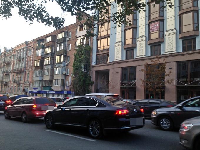 ЖК Патриарх Холл фасад
