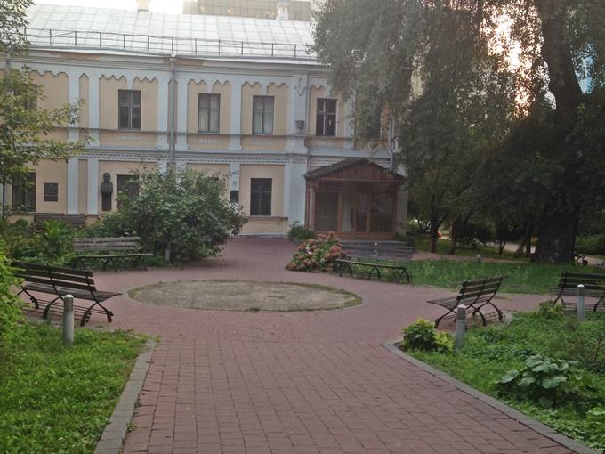 ЖК Патриарх Холл музей