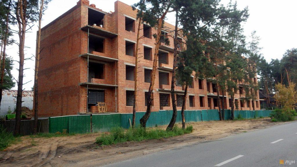 ЖК Финланд Ярд ход строительства