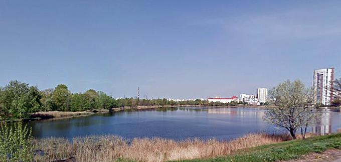 ЖК Кирилловское озеро