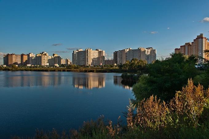 ЖК Лебединое озеро