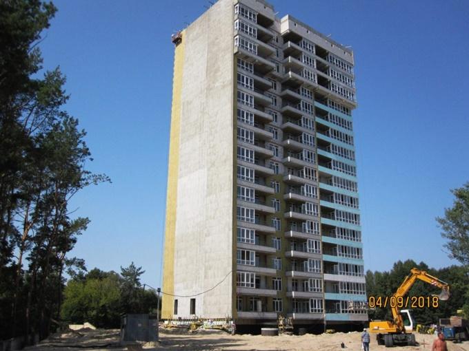 ЖК Ривер Хаус в Украинке ход строительства