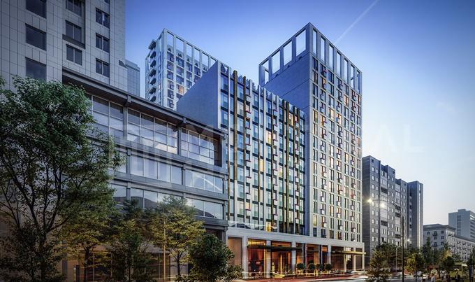 Проекты новостроек бизнес класса ЖК Монреаль Хаус