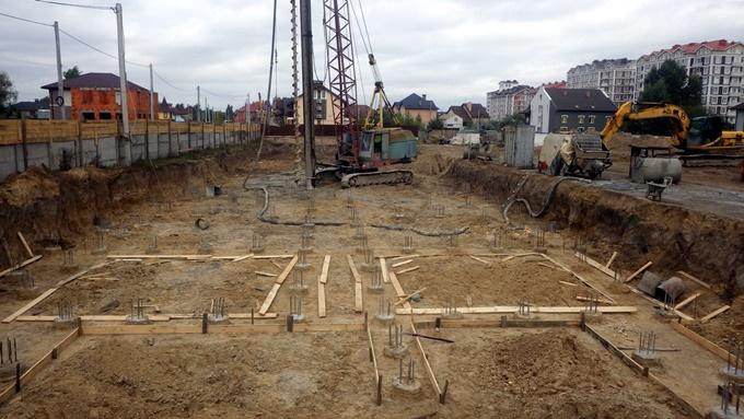 ЖК Club House ход строительства