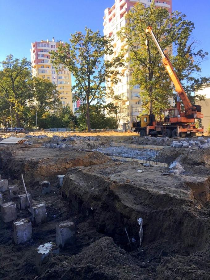 ЖК Новые Метры Park ход строительства