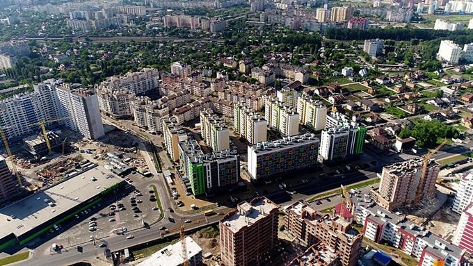ЖК Пионерский квартал вид