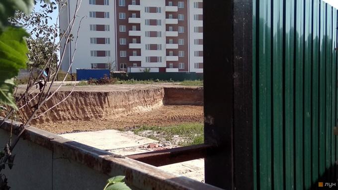 ЖК Родной в Гатном ход строительства