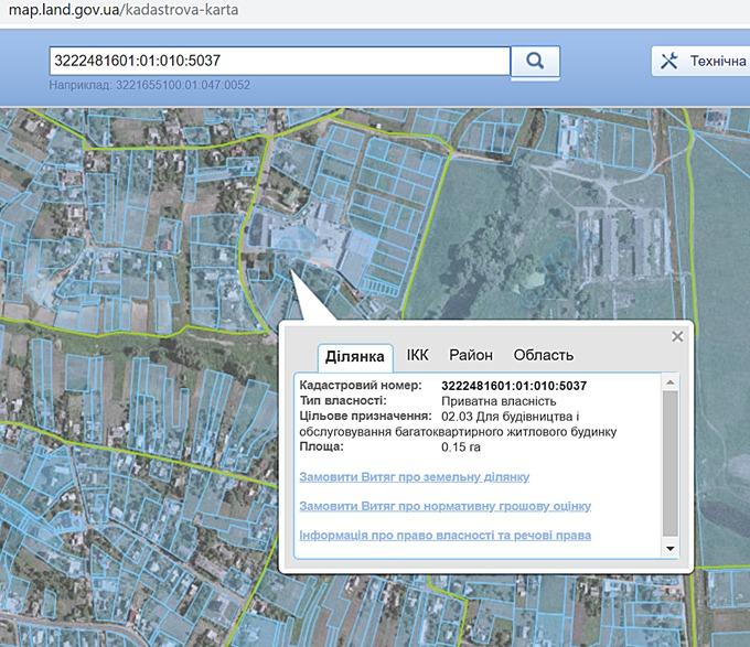 ЖК Родной в Гатном кадастровая карта