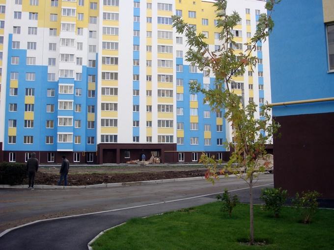 ЖК Софиевская Слободка фасад